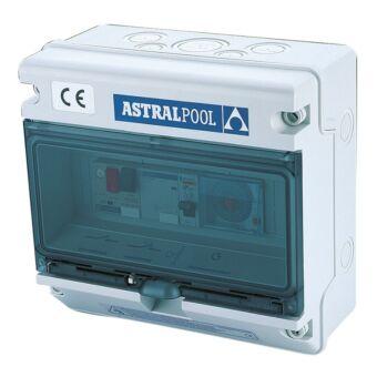 Cuadro eléctrico Astralpool para 1 bomba Tipo C