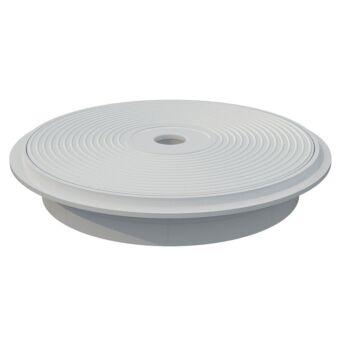 Tapa circular Skimmer 15L marco circular Astrapool piscina hormigón