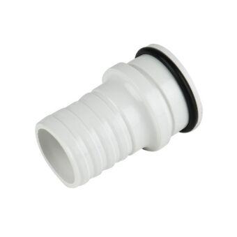 Racord de conexión manguera 38 mm