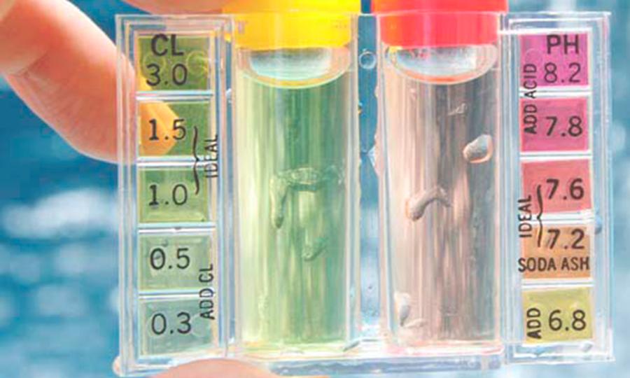 ¿Por qué es importante el pH de su piscina?
