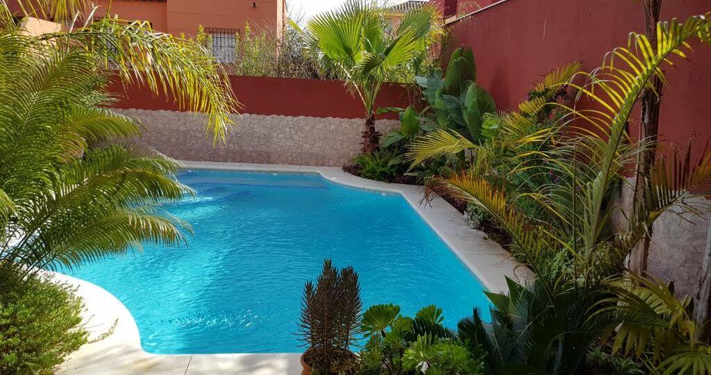 Tienda y servicio técnico de piscinas en Bormujos