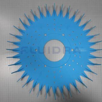 Disco con aletas limpiafondos Splasher 66281R0014