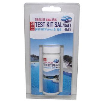 Test Kit Sal 20 Tiras PQS