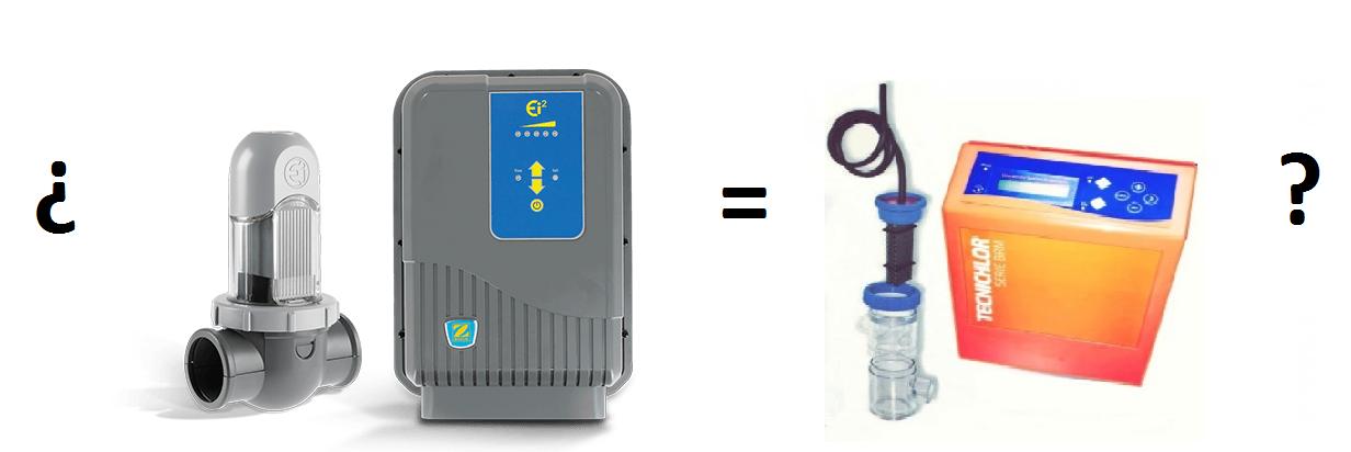 Diferencia entre clorador salino barato y caro