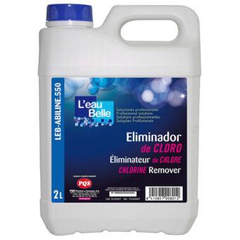 Eliminador de cloro PQS 2L