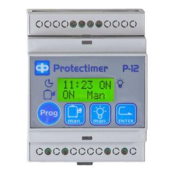 Programador digital Protectimer Pentaconcept