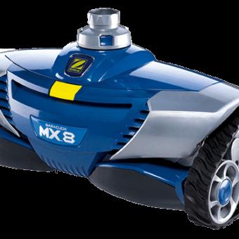 Robô Aspirador Zodiac MX8