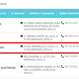 Distribuidor oficial de Dolphin en Sevilla