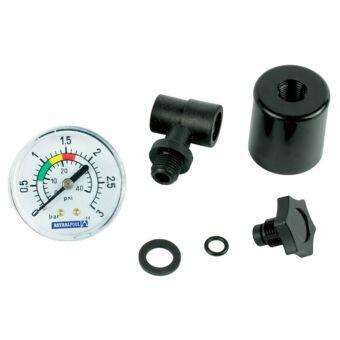 Manómetro 1/8 filtro Aster AstralPool 4404190101