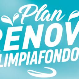 Plan Renove Limpiafondos 100 euros