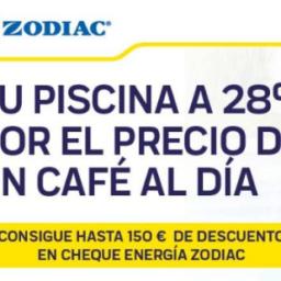 Promoción bombas de calor Zodiac