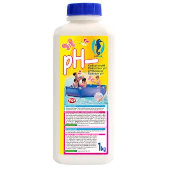 PH- menos Sólido 1KG Hipool