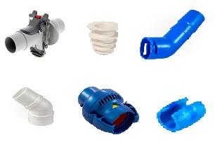 Pack de accesorios para los limpiafondos Zodiac